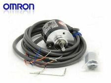 1x Omron 1000pr E6b2 Cwz5b 1224v Dc Pnp Incremental Rotary Encoder