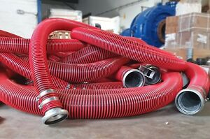 Medium Duty PVC Hose with Bauer Couplings