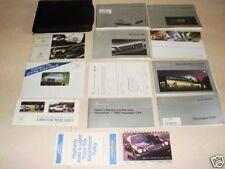 1998 Mercedes Benz E300 E320 E430 E 320 Owners Manual