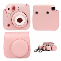 Camera Case Protective Cover Shoulder Bag For Fujifilm Instax Mini 8/9/8 Plus
