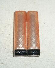 2 tube lot REVLON COLORBURST LIP BUTTER LIPSTICK 095 CREME BRULEE unsealed