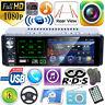 Single 1Din 4,1zoll RDS FM Radio BT AUX USB TF Handsfree Auto Stereo MP5 Player