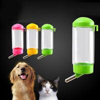 AU_ KQ_ HN- FT- 350ml Pet Dog AUTO Drinking Water Bottle Dispenser Feeder Founta