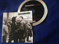 STEREOPHONICS – PERFORMANCE AND COCKTAILS CD (GC) THE BARTENDER AND THE THIEF