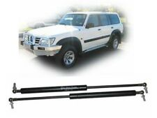 2 x NEW Gas Struts fits Nissan Patrol BONNET 1997 to 2013 Y61 GR GU 1764WP