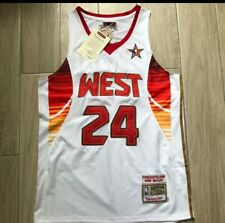 Kobe Bryant Lakers All Star Jersey Size XXL. New W/Tags stitched