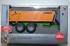 Siku Control32 6780 Tandem Achs Anhänger zu Siku RC Modellen und 1:32 Farmer NEU