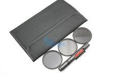 58mm IR720nm + IR850nm + IR950nm IR Infrared filter set for DSLR + FREE LENS PEN
