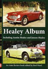Book - Healey History Austin Healey 100 3000 Sprite Jensen-Healey - Auto Review
