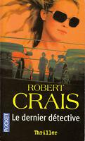 Livre Poche le dernier détective  Robert Crais book
