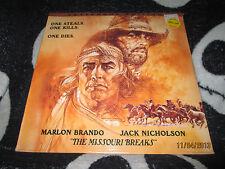 The Missouri Breaks NEW SEALED Letterbox Laserdisc Jack Nicholson Free Ship $30