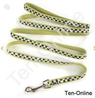 Mackenzie Childs    Courtly Check Couture Pet Lead - Large    NEW