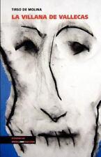 LA VILLANA DE VALLECAS/ THE VILLAIN OF VALLECAS - NEW PAPERBACK BOOK