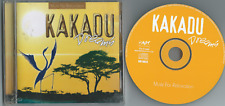 "KAKADU DREAMS       ""Music For Relaxation""     2000 CD"