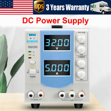 Mini Variable Switching Dc Power Supply Adjustable Lab Bench Power Supply 0 32v