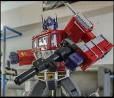 Transformers: WeiJiang MPP10 Oversized G1 Optimus Prime Action Figure