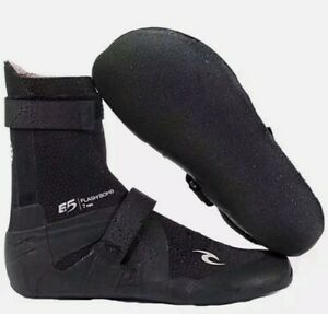 New Rip Curl FLASH BOMB 7mm Round Toe Boots Size 9 Free Shipping