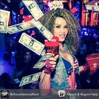 Affluence Money Gun