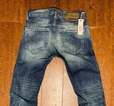 New Diesel THAVAR 8QL Slim Skinny Fit DNA Wash Jeans 28/34