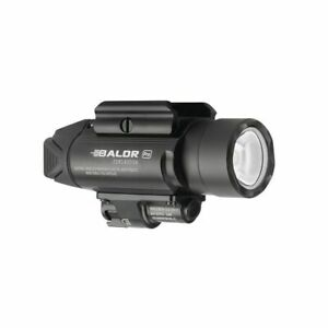 Olight Baldr Pro 1350 Lumen Pistol Flashlight with Green Laser Sight Black!