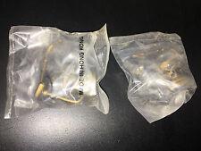 Vintage Star Wars Figure 1983 Jabba Bowl & Pipe LOT Sealed Bag X2 LOT! 2 pieces