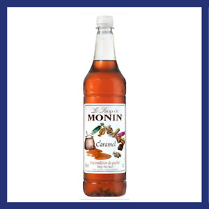 MONIN Premium Coffee Syrups - Multiple Flavours & Sizes - As Used by Costa