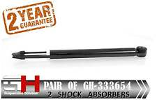 2 NEW REAR  SHOCK ABSORBERS FOR OPEL ASTRA J 12.2009-> / GH-333654 /
