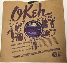 Screamin Jay Hawkins 1956 78 I Put A Spell On You / Little Demon Okeh Strong Vg+