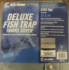 Genuine Clam 9741 Deluxe Fish Trap Travel Towing Cover fits X2 & X4 Shelters New