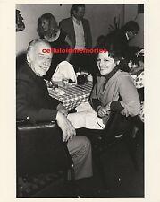 Original Photo General Hospital Stars Lieux Dressler & David Lewis 1-20-82
