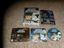 Star Wars Galactic Battlegrounds Clone Campaigns Expansion Pack for the PC