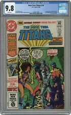New Teen Titans #16 Cgc 9.8 1982 1620011009 1st app. Captain Carrot