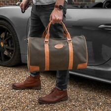 Men Women Barrel Bag Holdall Duffle Foldable Bag Holiday Sports Gym Handheld Bag