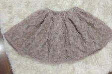 Girls MATALAN short netted puffball/ra-ra style skirt. Age 4-5 years.