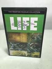 "The Creation Museum's ""Life"" DVD 2007 Educational 2007 Ken Hamm Religious"