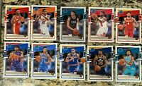 2020-21 Donruss NBA Rated Rookie LOT of 10 - LaMelo Ball, Patrick Williams ++