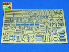 SD. KFZ 234/2 Puma Foto-Grabado conjunto de detalle para Tamiya, Italeri.. #35026 1/35 aber