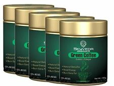 Green coffee Powder for Weight Loss 100% Natural with Lemon & Ginger in 500 gm