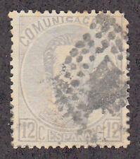 Spain - 1872 - Sc 182 - Used