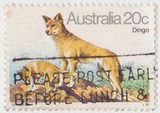 Dogs Australian Decimal Individual Stamps