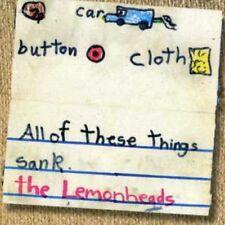 Lemonheads / Car Button Cloth  *NEW* CD