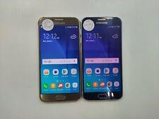 Lot of 2 Samsung Galaxy S6 G920V 32GB Verizon Check IMEI Poor Condition DA-1265