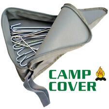 Camp Cover Tent Peg Bag - Medium - Khaki Ripstop - CCA013-B