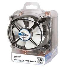 Aluminium Arctic CPU Fans & Heatsinks