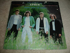 Lyrix - Songs From The Earth LP Record Album 1982 Star Song Records EX/NM Vinyl