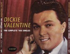 Dickie Valentine Complete 50 S Singles 3 CD Album Acrobat