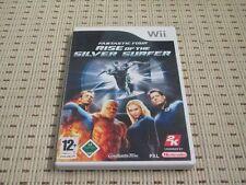 Fantastic Four Rise of the Silver Surfer für Nintendo Wii und Wii U *OVP*