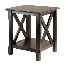 Winsome Wood 40420 Xola End Table