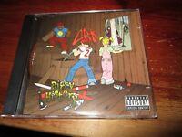 ABK - DIRTY HISTORY CD 2004 ANYBODY KILLA PSYCHOPATHIC RECORDS ICP TWIZTID