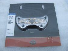 New Harley Davidson Flames upper Handlebar Clamp 56101-98 Sportster Softail Dyna